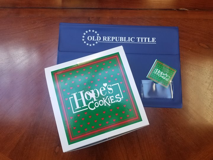 Thank you Old Republic Title for your thoughtful Holiday cheer!#ORT#NSC#premiertitleagents#happyholidays