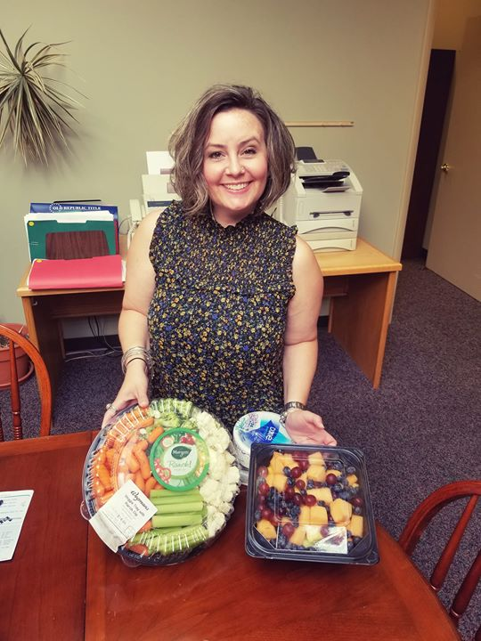 Thank you so much Centre County Real Estate - Kris Hanahan for providing us with fuel for this busy day full of real estate closings! We love closing day at NSC because we love assisting our clients with their commercial and residential closings!