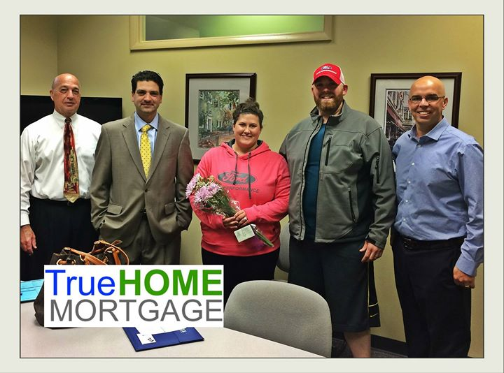 Another closing in the books for Tom Knepp from back in April! Congratulations to the Miller's on purchasing their new home!