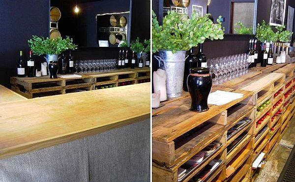 http://www.homedit.com/25-more-ways-of-turning-pallets-into-unique-pieces-of-furniture/ Gotta love the pallet trend!