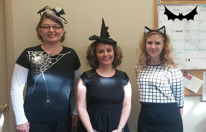 Happy Halloween from Nittany Settlement!